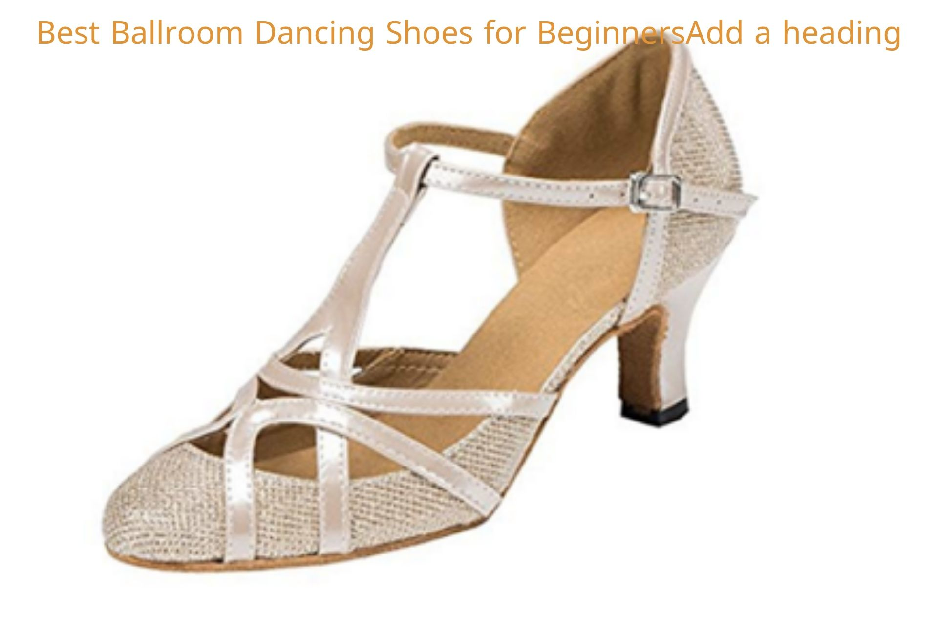 Best Ballroom Dancing Shoes for Beginners