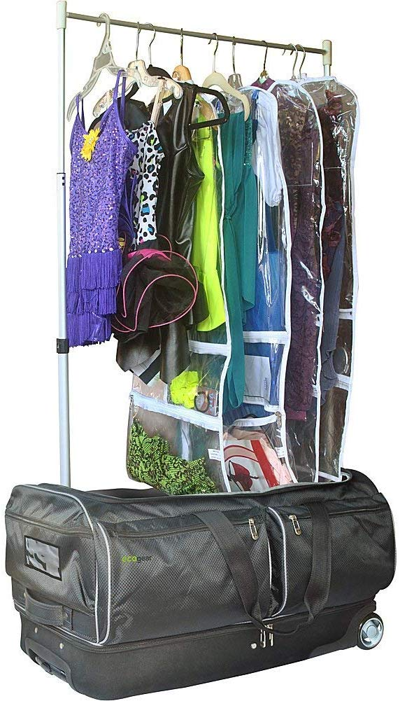 Best Dance Duffle Bags with Garment Rack